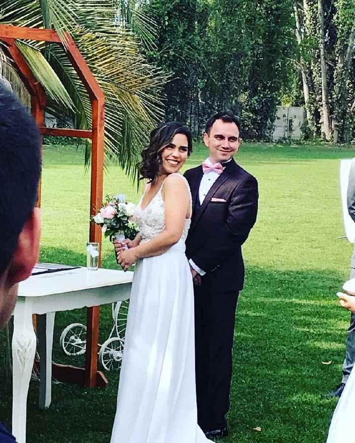 Novios que nos casamos el 19 de Octubre de 2019 en Maipo - 1