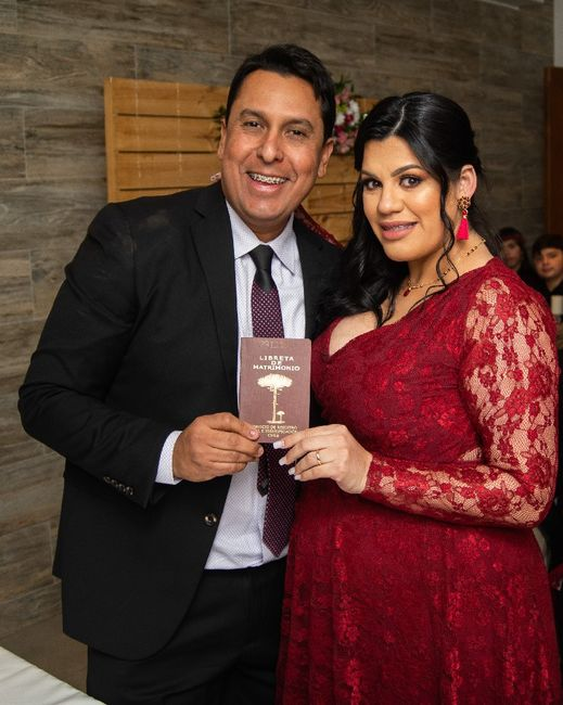 Ganadora de la 57ª edición del sorteo de Matrimonios.cl 8