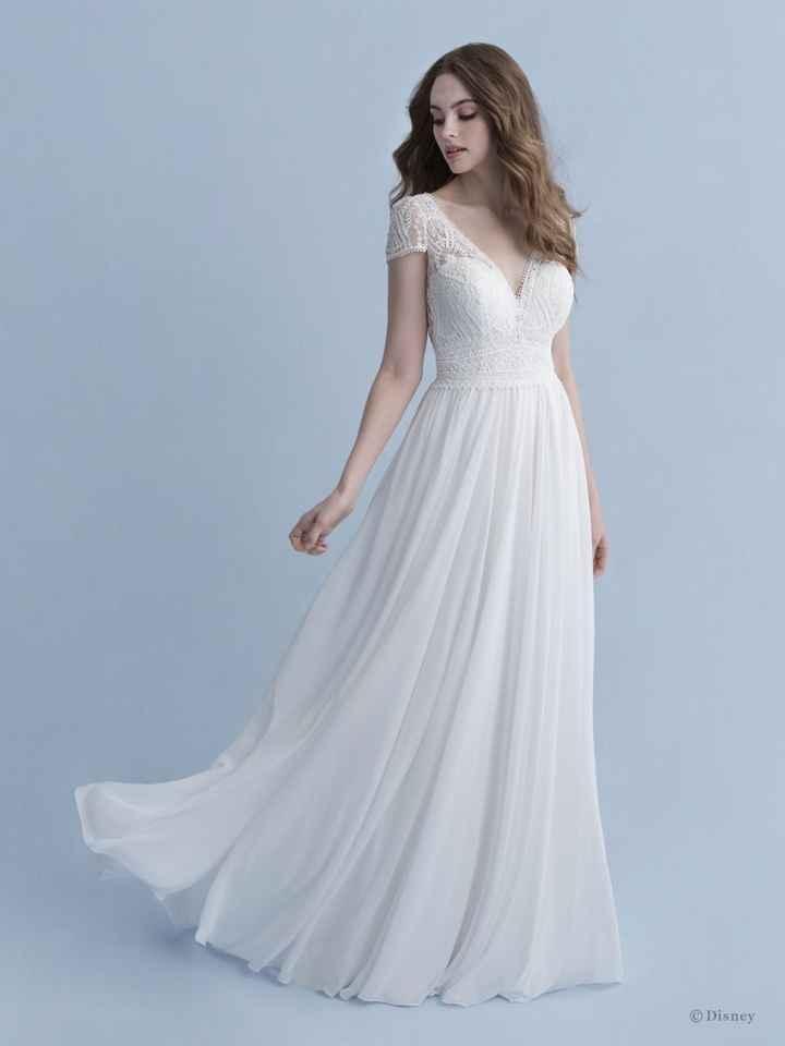 Colección de vestidos de novia DISNEY: de la fantasía a la realidad🏰 - 10