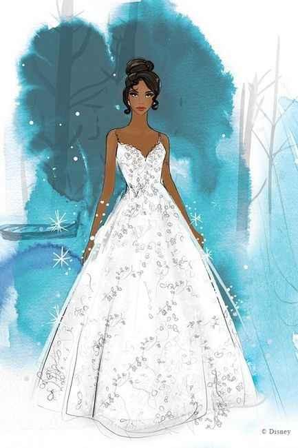 Colección de vestidos de novia DISNEY: de la fantasía a la realidad🏰 - 11