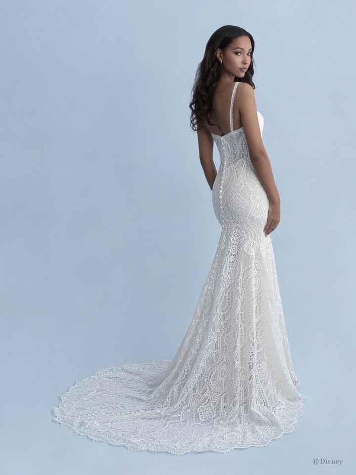 Colección de vestidos de novia DISNEY: de la fantasía a la realidad🏰 - 12