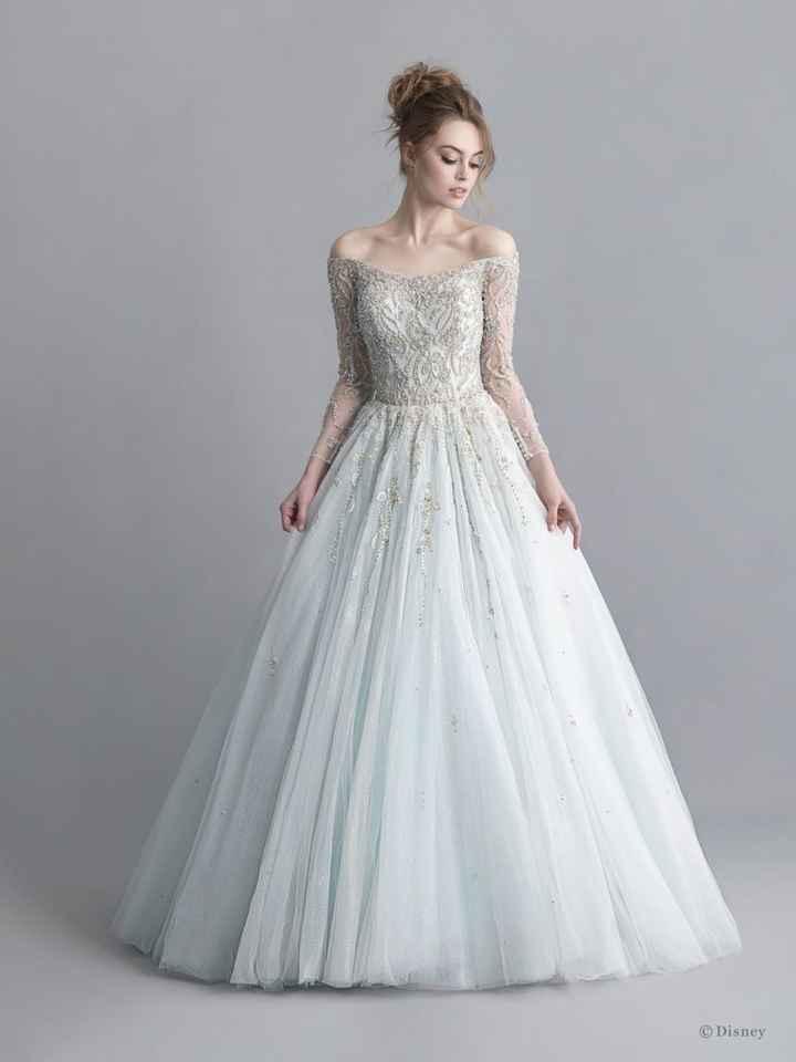 Colección de vestidos de novia DISNEY: de la fantasía a la realidad🏰 - 14