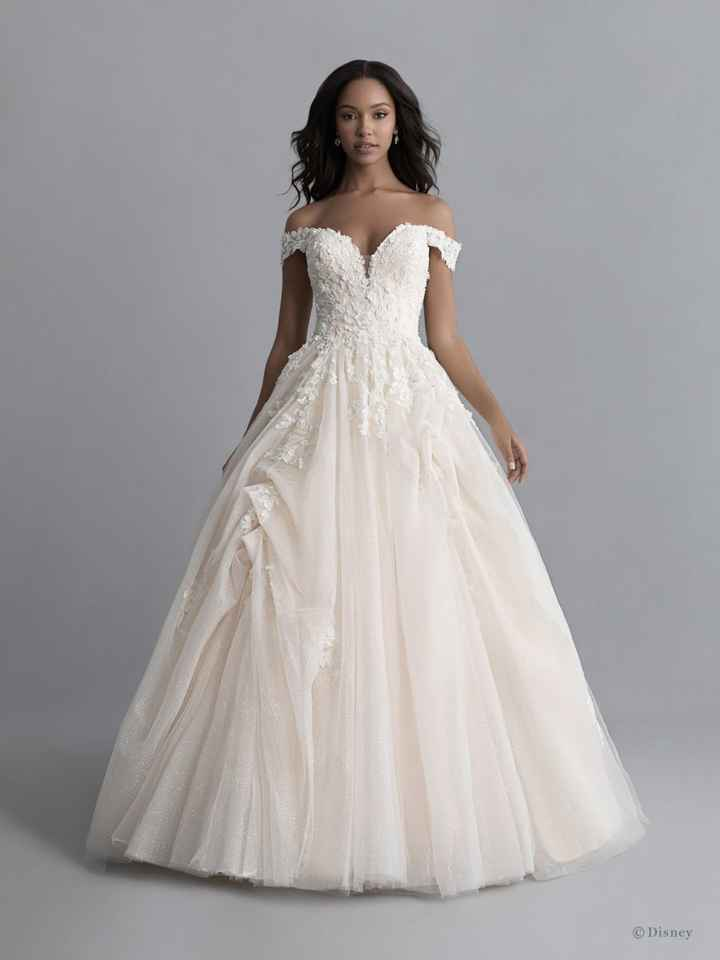 Colección de vestidos de novia DISNEY: de la fantasía a la realidad🏰 - 15