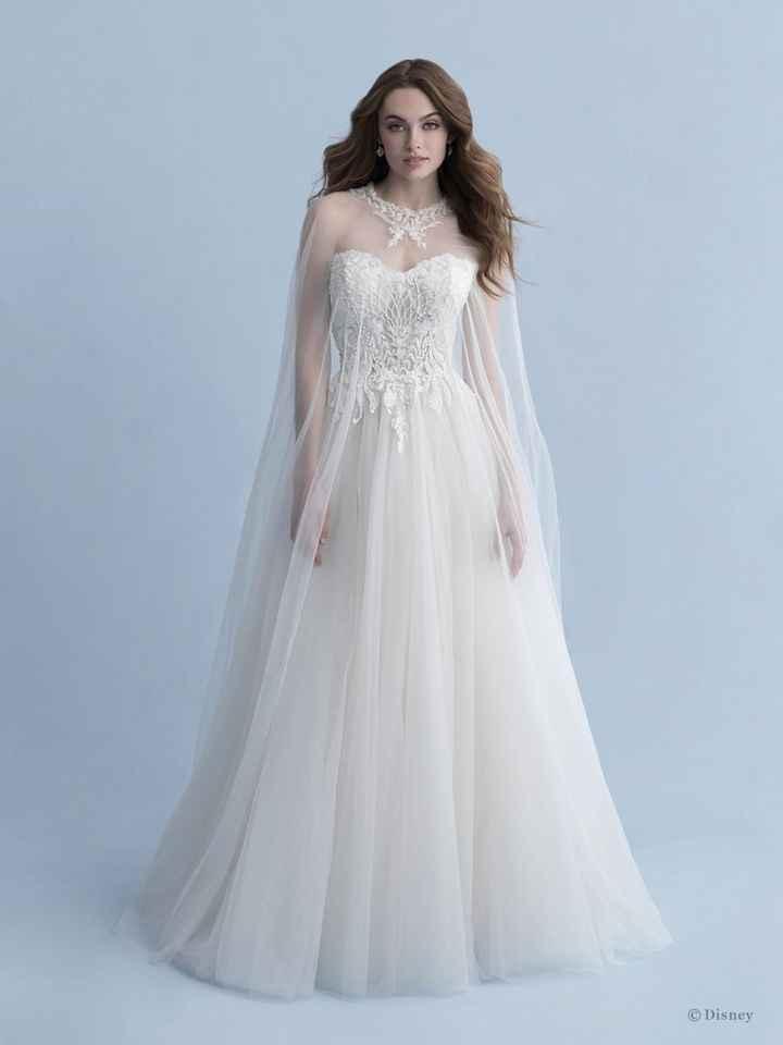 Colección de vestidos de novia DISNEY: de la fantasía a la realidad🏰 - 17