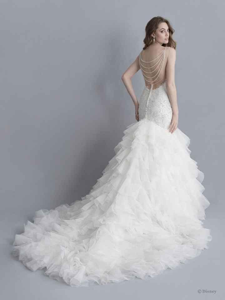 Colección de vestidos de novia DISNEY: de la fantasía a la realidad🏰 - 18