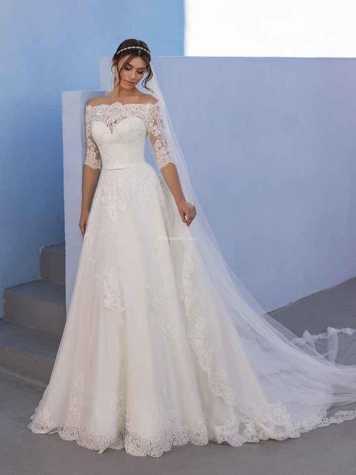 🦄Si me casara hoy...¡Elijo este vestido! - 1