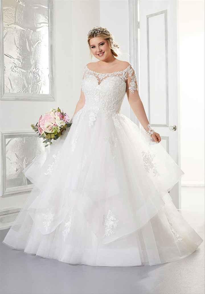 🦄Si me casara hoy...¡Elijo este vestido! - 2