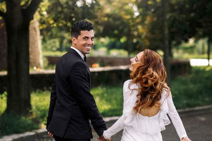 ¡Los detalles de tu matrimonio!: ¿Lo consideras o no? - 1