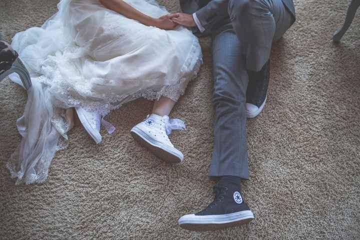 😱 Tener un segundo calzado - 1