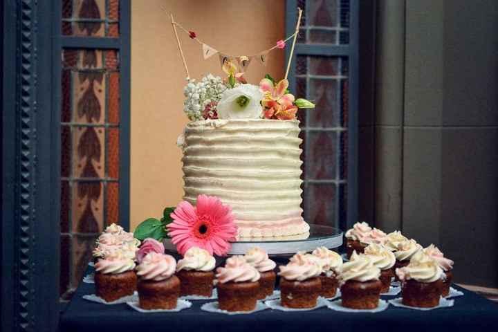 ¿Torta, cupcakes o los dos juntos? 🍰 - 1