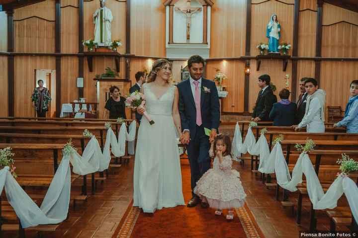 Comu: ¿Se casan por el civil, por la iglesia o las dos? - 1