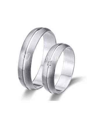 Modelos de argollas de matrimonio - 2