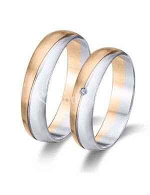Modelos de argollas de matrimonio - 4