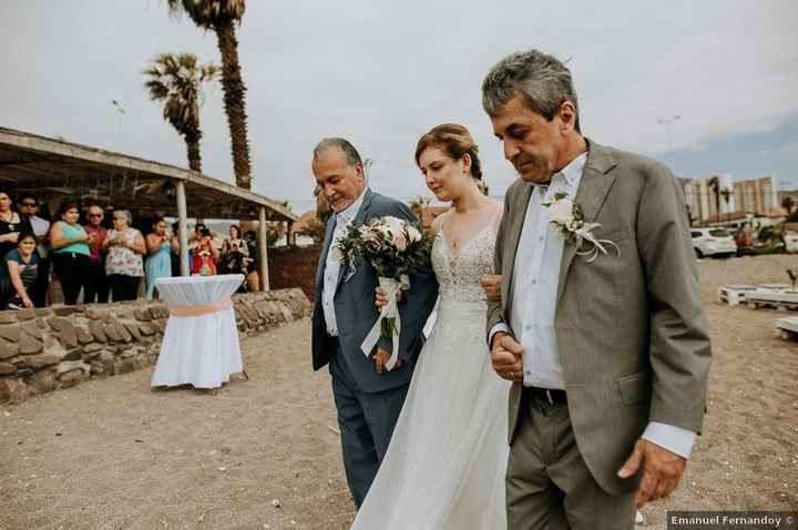 Mira este matrimonio en la playa, Antofagasta🏝️👇 - 4