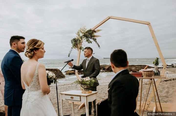 Mira este matrimonio en la playa, Antofagasta🏝️👇 - 5