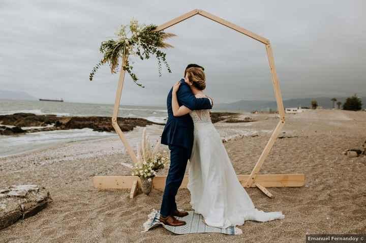 Mira este matrimonio en la playa, Antofagasta🏝️👇 - 7