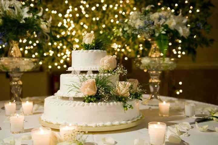 CALIFICA esta torta de matrimonio: ¿E, B o M? - 1