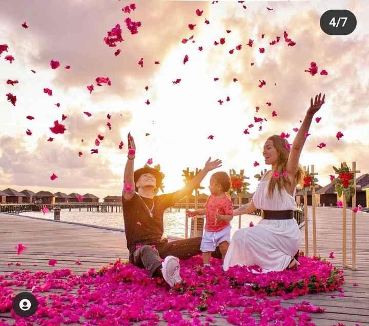 Lisandra y Raúl Power Peralta se comprometieron en Maldivas💍 - 3