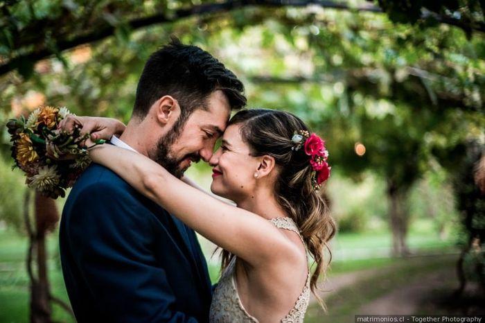 ¿Cuánto tiempo después del compromiso se casan? 1