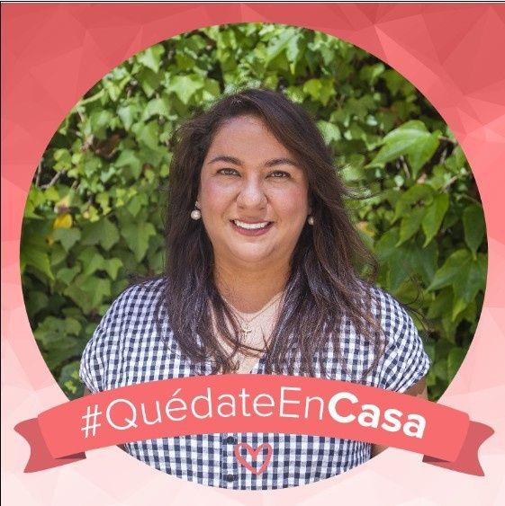 ¡Personaliza tu foto de perfil con nuestros marcos #QuédateEnCasa! ❤ 4