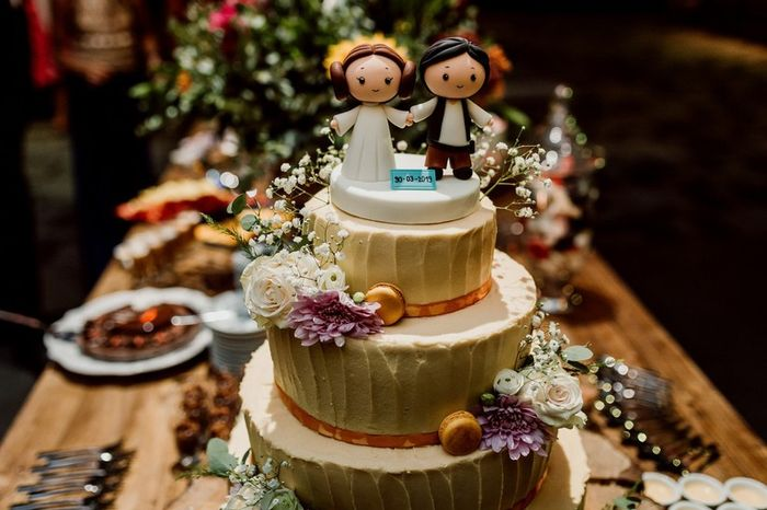 🍰 Cake Topper : ¿Con letras o muñequitos? 2