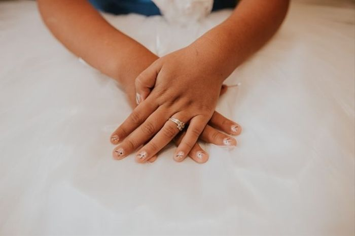 Manicura nupcial: ¿francesa o nail art? 💅 1