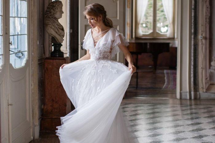 Que opinen sobre tu vestido de novia: ¿Mucho, poquito o nada? 2
