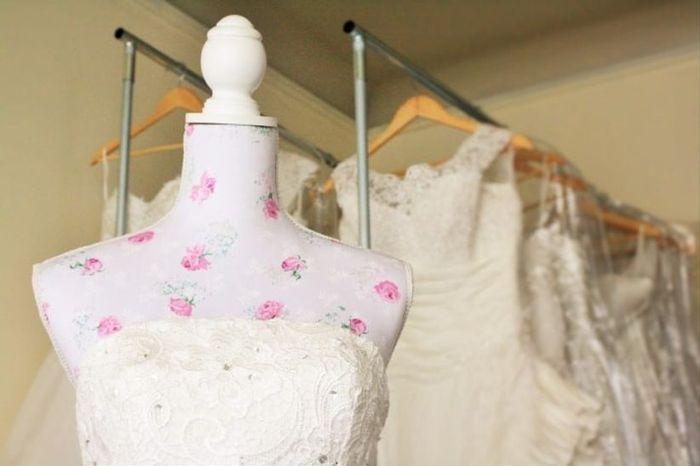 ¿Vestido de novia hecho a medida sí o no? 1