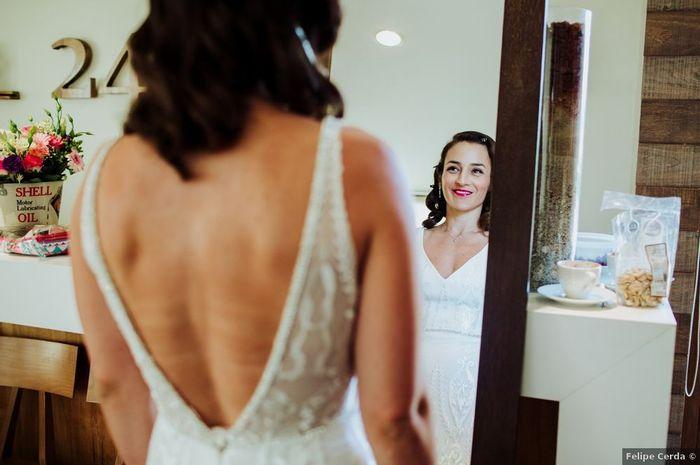 Voy a ser la novia más _____ 👰 1