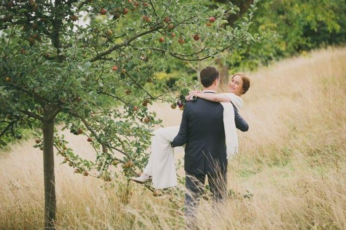 Noche de bodas: ¿Tranquila o alocada? 2