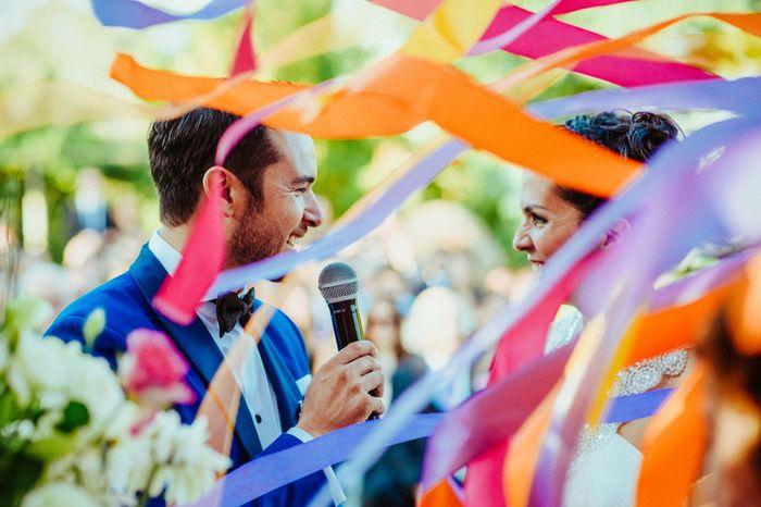 Fotógrafo para tu ceremonia civil: ¿Te entusiasma? 1