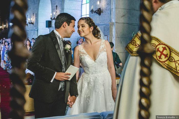 ¿Qué nota se lleva este Matrimonio Real de Chilito? 4