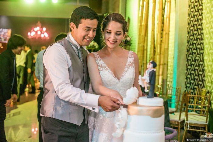 ¿Qué nota se lleva este Matrimonio Real de Chilito? 11