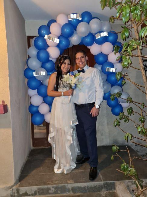 🏆La ganadora de la 75ª edición del sorteo de Matrimonios.cl🥇¡Está AQUÍ! 3