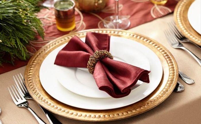 ¿Servilletas de tela en el banquete?: ¡Mira ACÁ!🍽️ 1