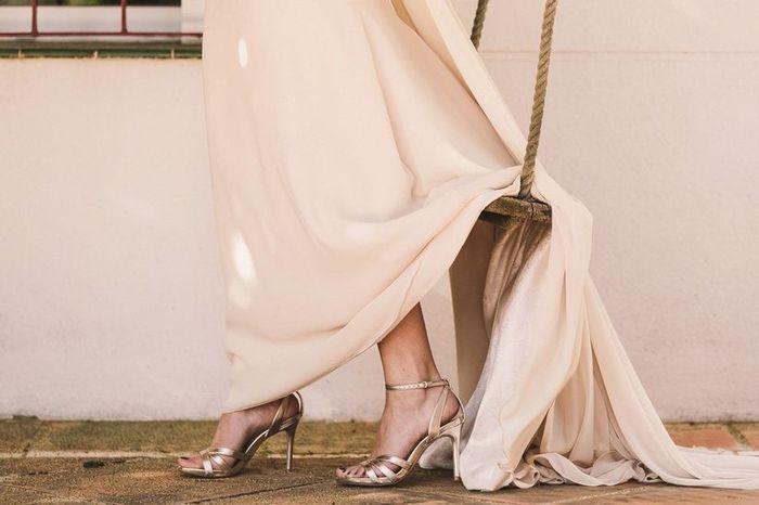 ✖️2do MATCH: ¡Los zapatos!💚 1
