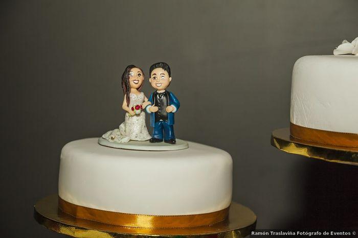 Estos CAKE TOPPER: ¿Te encanta o pasas? ❤️😒 2