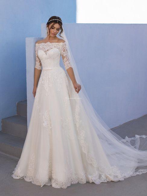 🦄Si me casara hoy...¡Elijo este vestido! 3