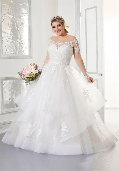 🦄Si me casara hoy...¡Elijo este vestido! 4