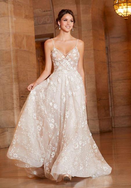 🦄Si me casara hoy...¡Elijo este vestido! 5