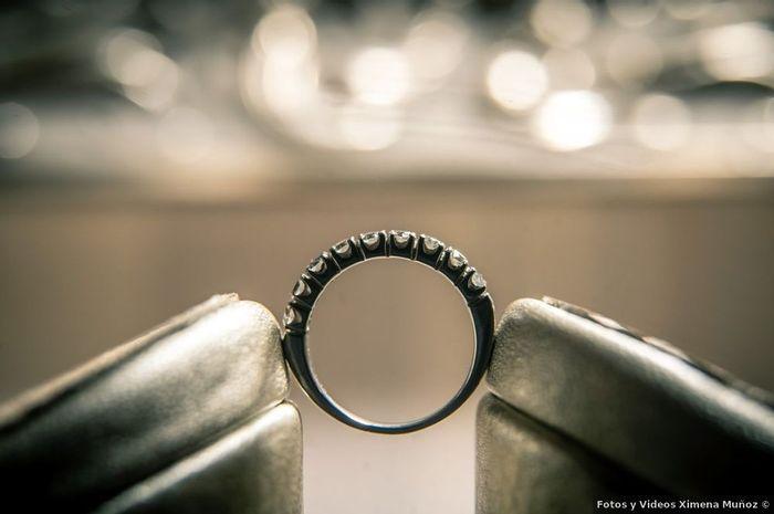 ¿Qué grabado tendrán sus anillos de matrimonio? 1