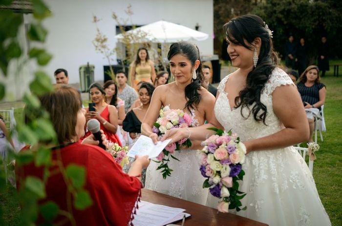 3️⃣¿Cuántas ceremonias nupciales celebrarás? 2