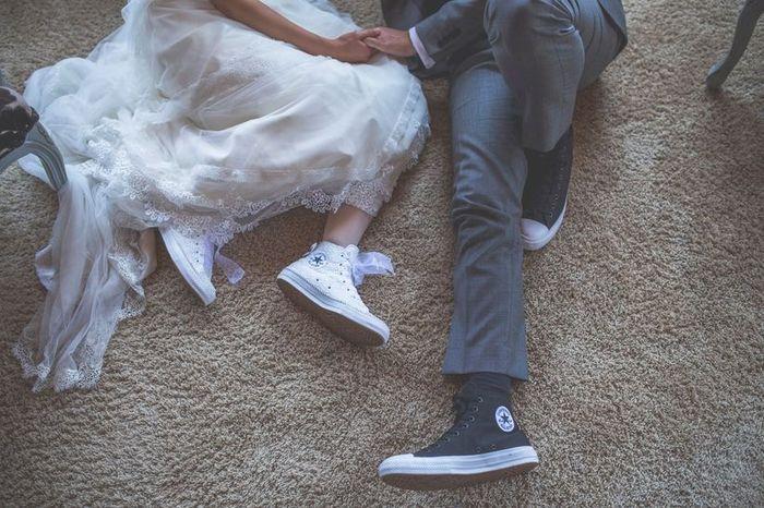 😱 Tener un segundo calzado... 1