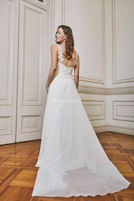 3 vestidos de novia de Paula Díaz: ¿Cuál te enamora?❤️😍 2