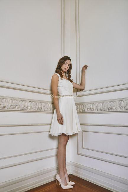 3 vestidos de novia de Paula Díaz: ¿Cuál te enamora?❤️😍 3