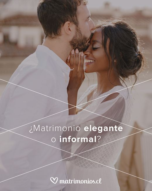 ¿Elegante o Informal? 1