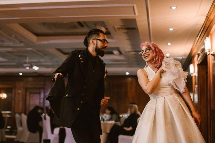 💝Antes de casarme quiero...¡Tomar clases de baile! 2