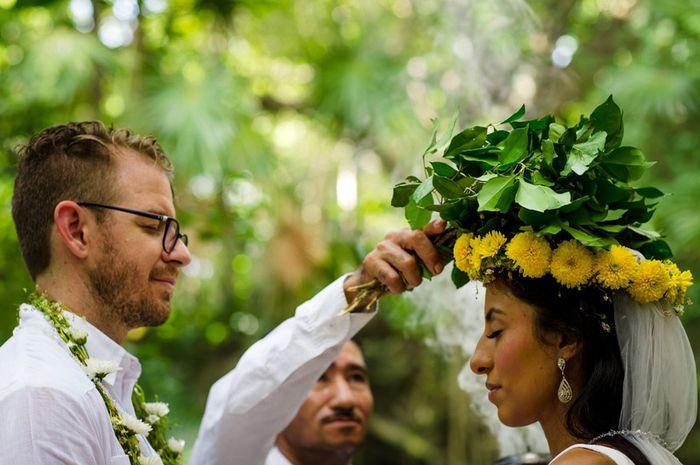 Ceremonia simbólica: ¿Quién los va a casar? 1