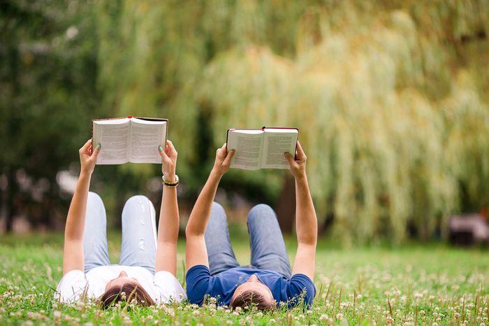 ¿Leés libros de relaciones de parejas?🤓 1