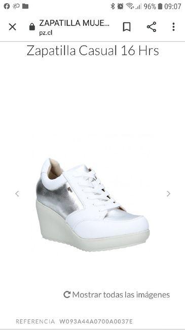 ¿Qué opinan de mi elección de calzado? 4